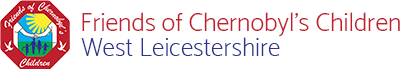 Friends of Chernobyl's Children (West Leicestershire) Logo